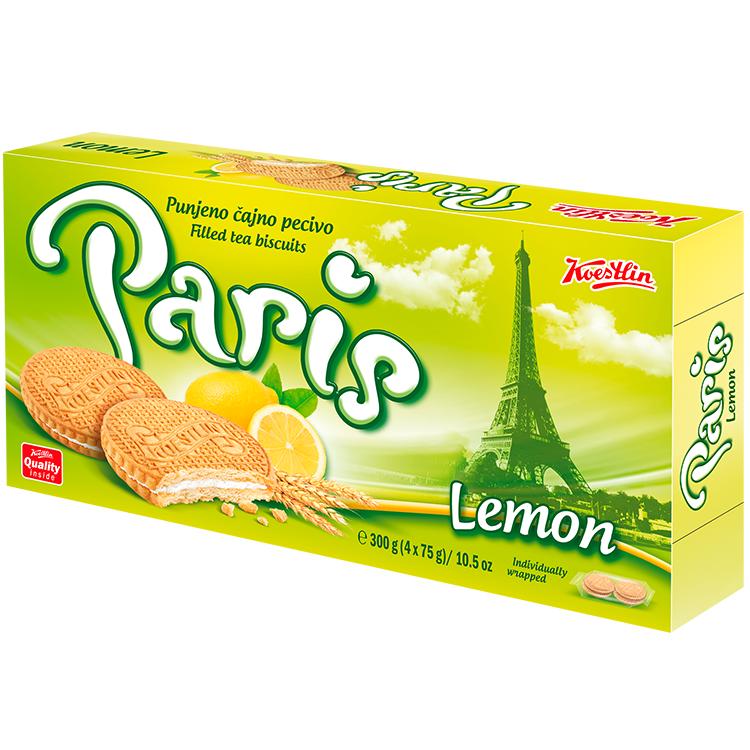 Paris Lemon(''Paris limone'')