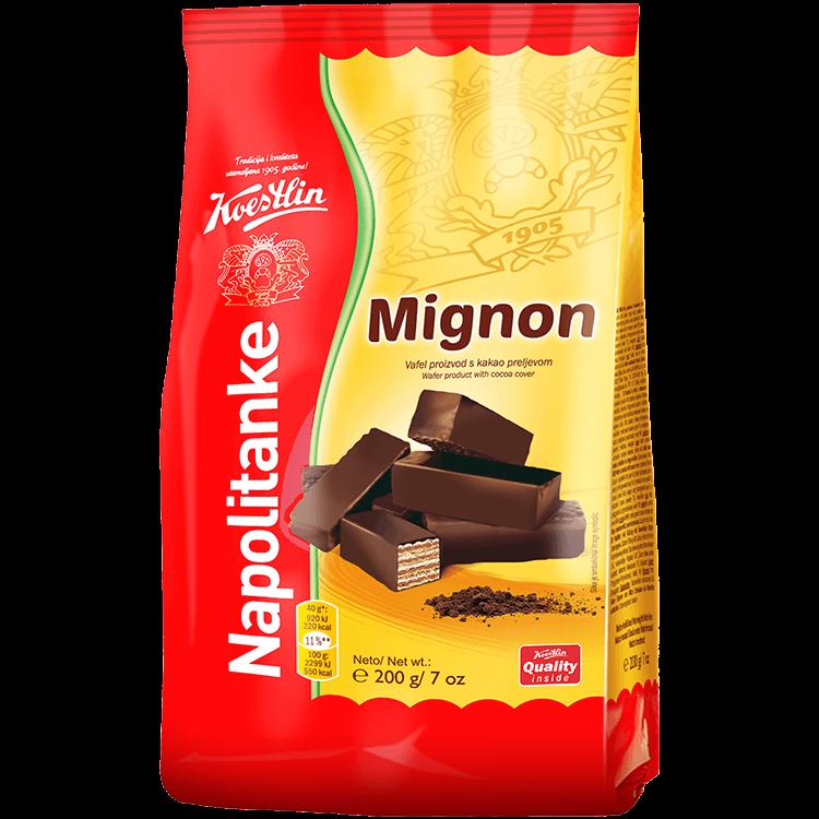 Napolitanke Mignon
