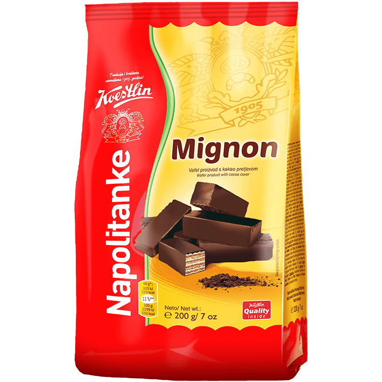 Neapolitaner Mignon