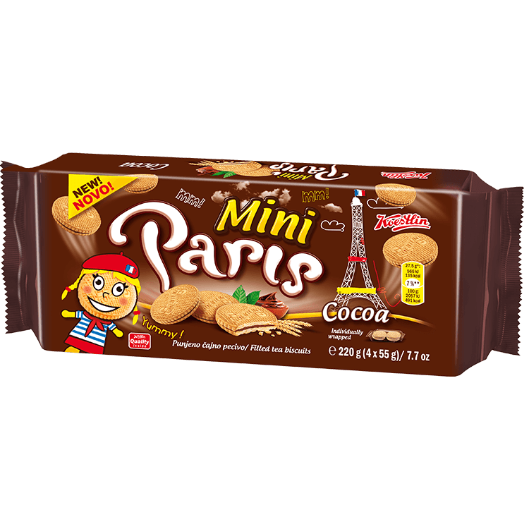 Mini Paris Cocoa(''Mini Paris cacao'')