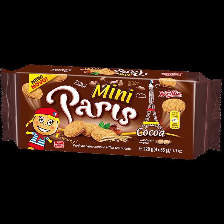 Mini Paris Cocoa
