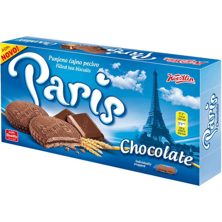 Paris Chocolate(''Paris cioccolato'')