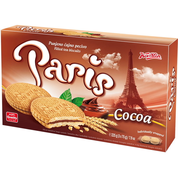 Paris Cocoa