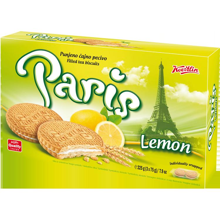 Paris Lemon
