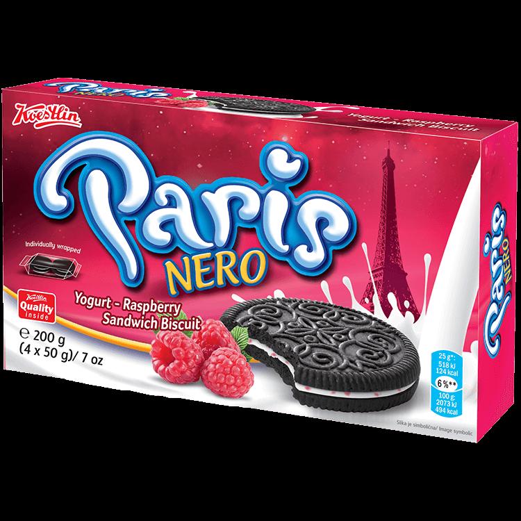 Paris Nero yogurt – raspberry