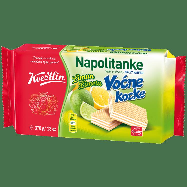 Napolitanke Limun Limeta
